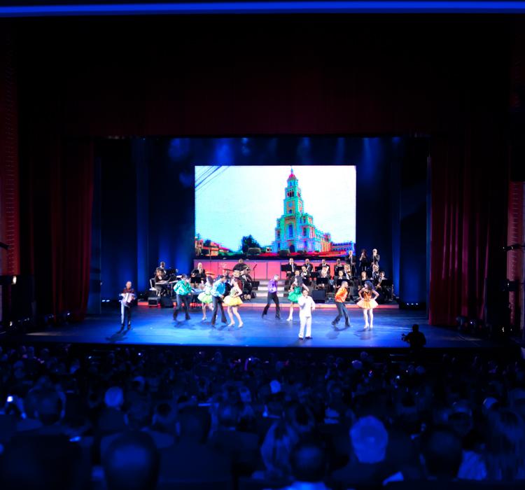 50 Aniversario Asociación Cibao, Gran Teatro del Cibao, 2012