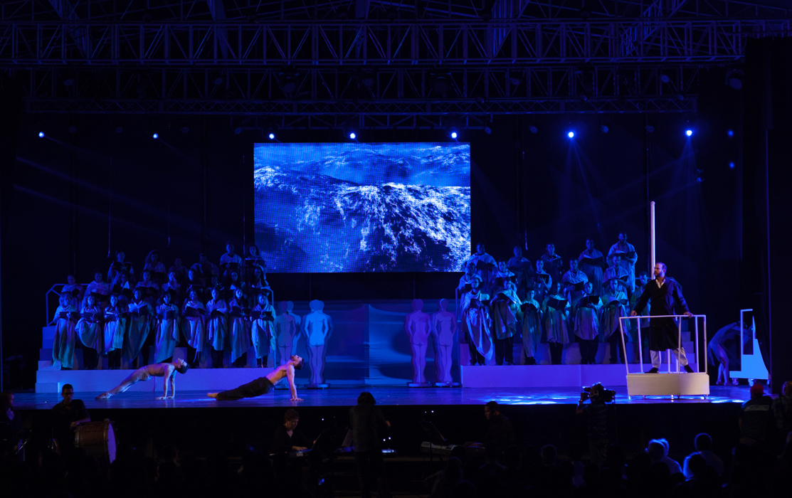 Carmina Burana, Fortaleza Ozama, 2015