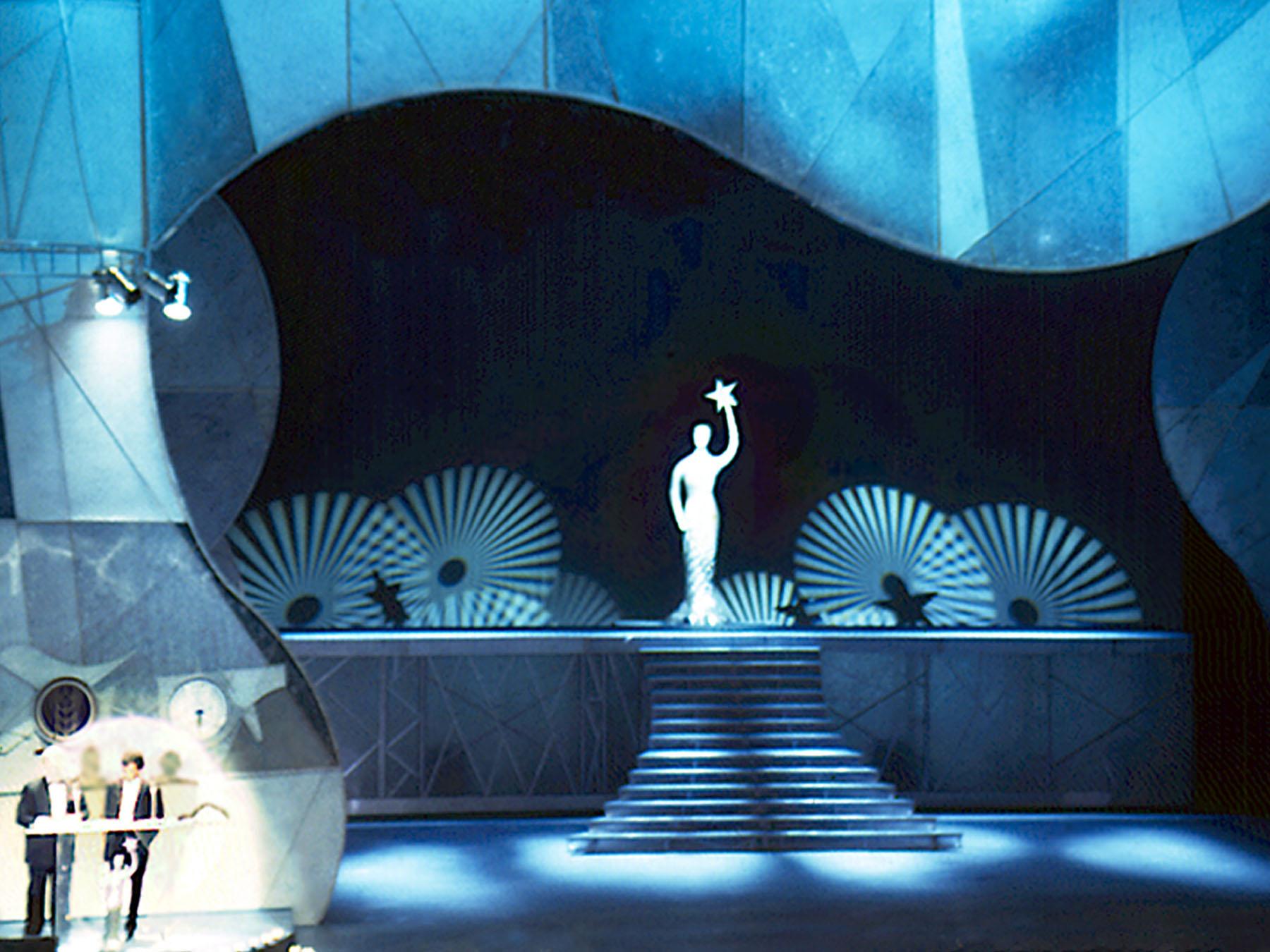 Premios Casandra, Teatro Nacional de Santo Domingo, 1997