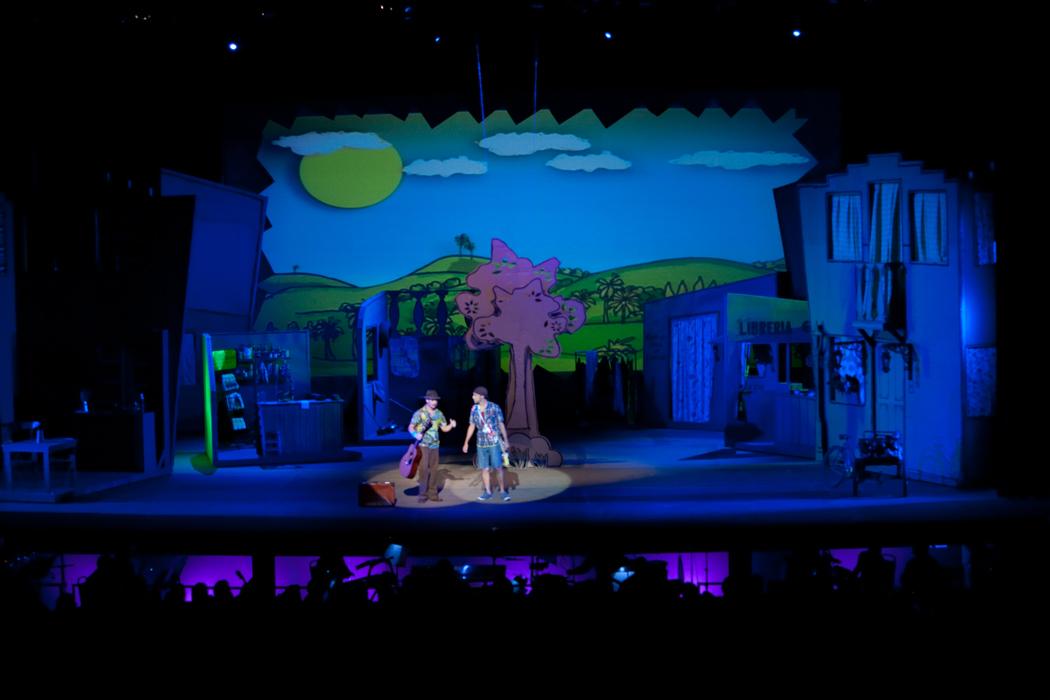 Esperanza El Musical, Teatro Nacional de Santo Domingo, 2010