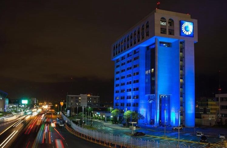 Día Mundial de Concienciación sobre el Autismo, Banco Popular Dominicano