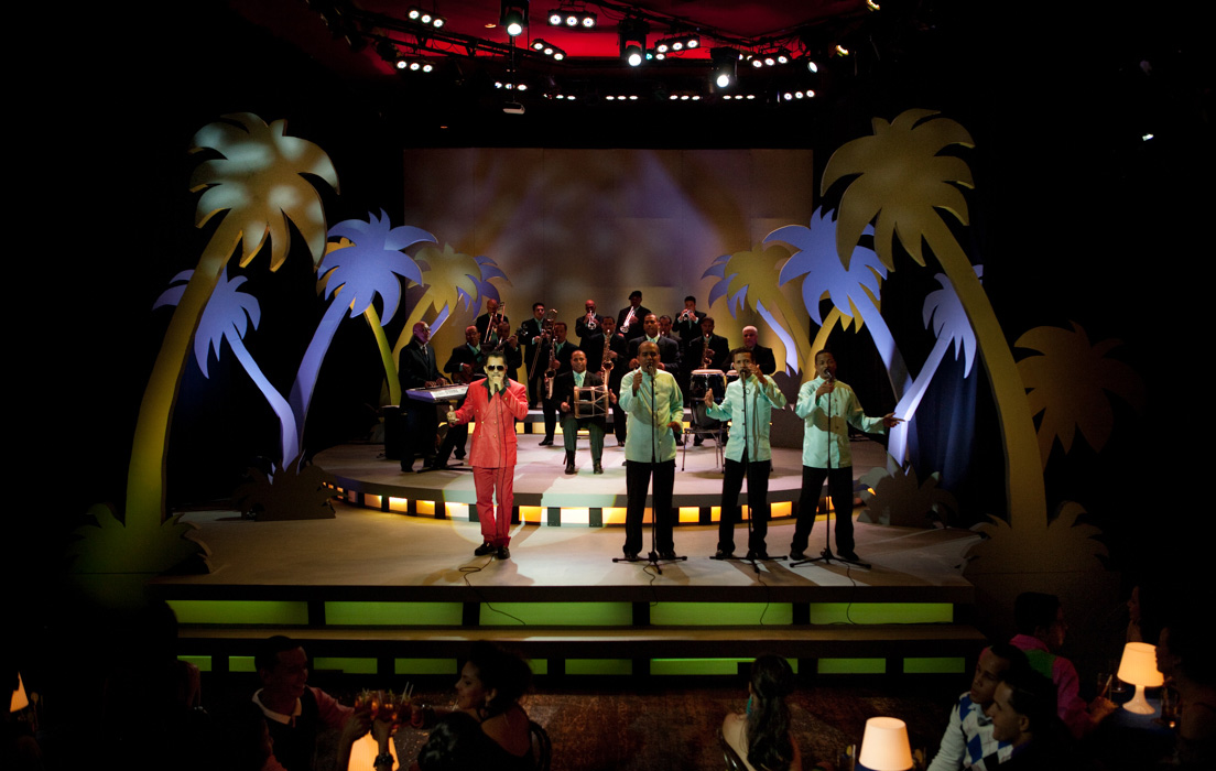 Merengues de los 80 Banreservas, Especial de TV, 2008