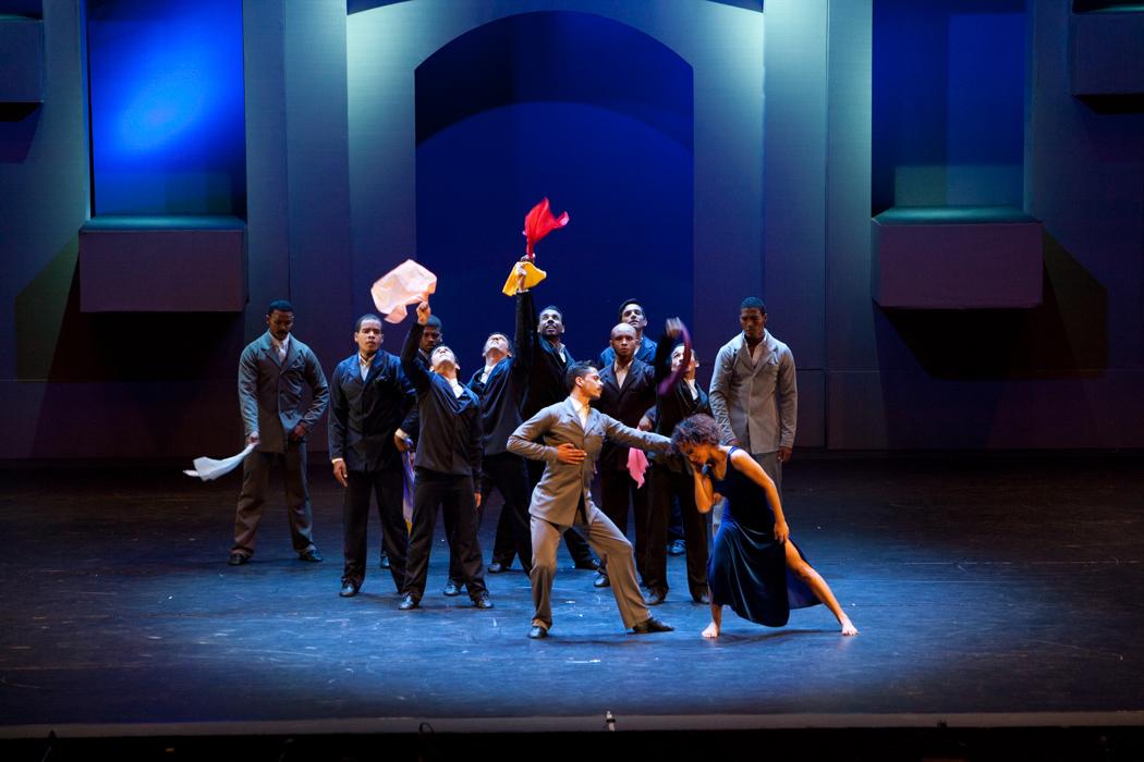 Momentos, Teatro Nacional de Santo Domingo, 2013