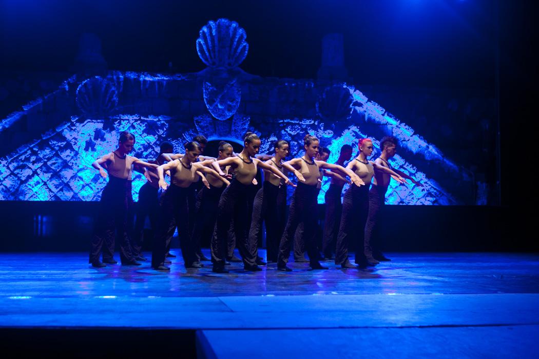Momentos, Ballet Nacional Dominicano, Altos de Chavón, 2014