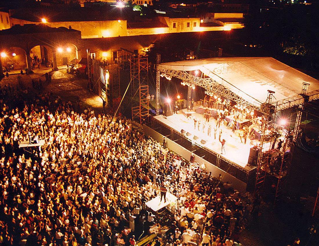 2do Festival Shema, 2000