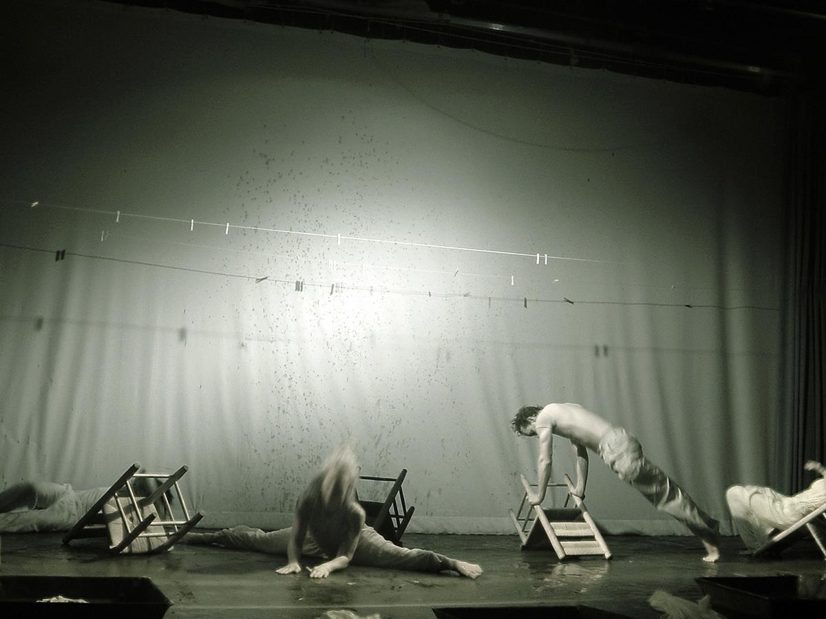 Ballet Roto, Casa de Teatro
